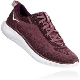 Hoka One One Hupana Flow Scarpe da corsa Donna, rose brown/deep mahogany
